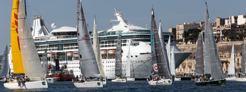 A Malta, la Rolex Middle Sea Race