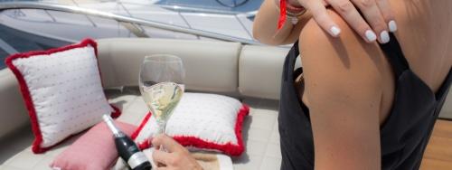 In sardegna, lo Yachting Gala X