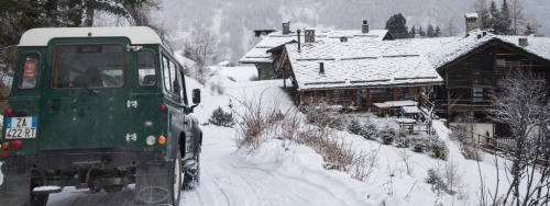 In Valle d'Aosta, IV rendez - Vmarine winter edition