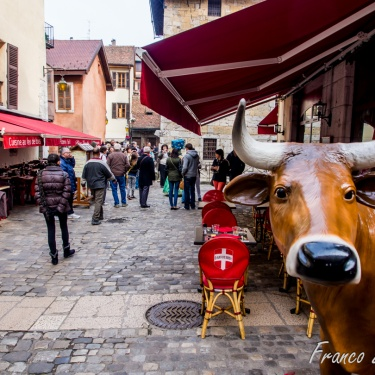 Carnaval vénitien d'Annecy