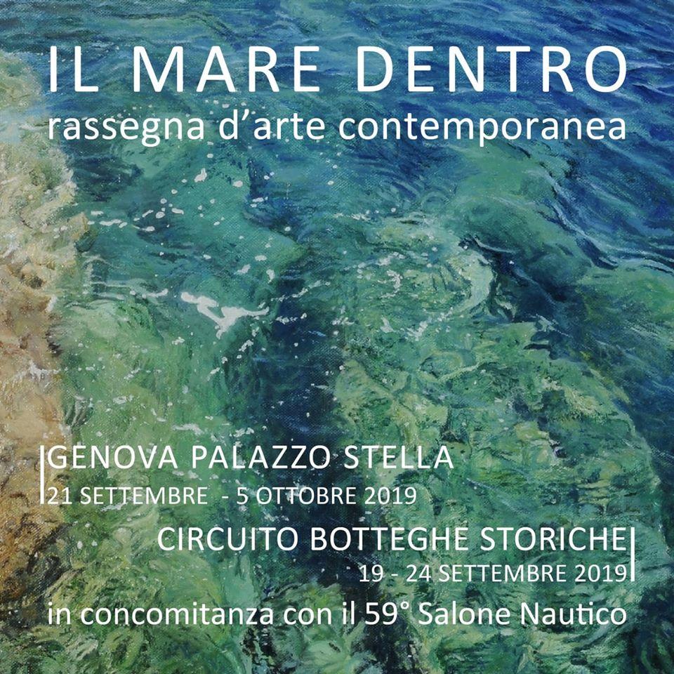 Satura IL MARE DENTRO Genova 2019