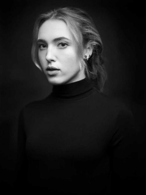 Ritratti in bianco e nero